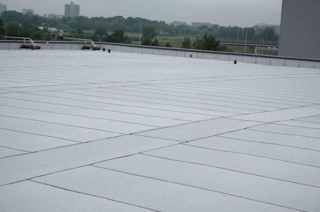 """Een """"goedkoop"""" duurzaam dak."""
