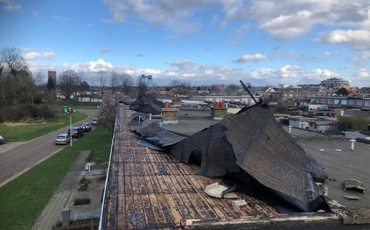 Storm daken